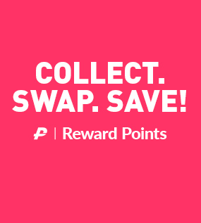 Learn more about our reward points