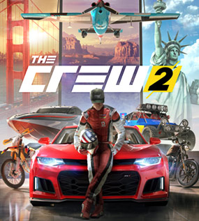 The Crew 2 for PS4, Xbox One