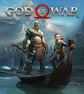 God Of War 2018 Game PS4