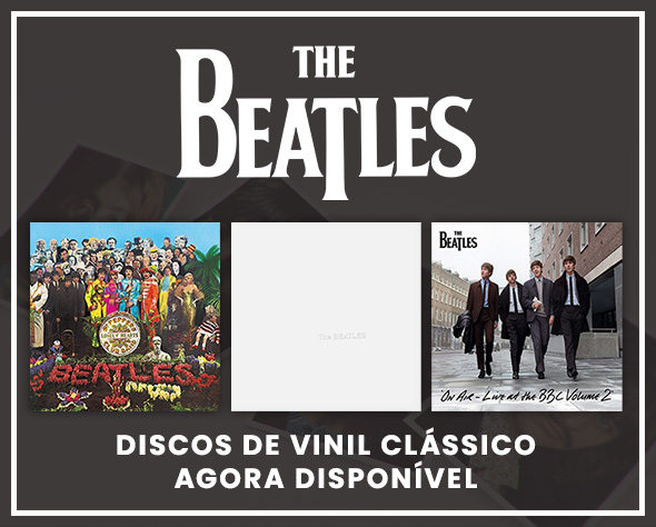 THE BEATLES CLASSIC ALBUMS