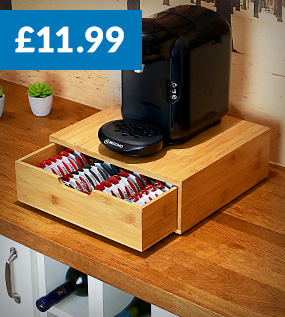 LOW PRICE: Tassimo Pod Holder