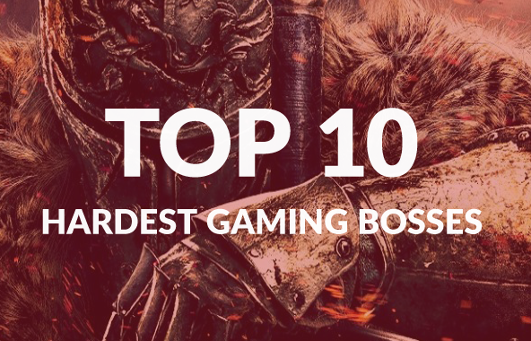 Top 10 Hardest Bosses In Video Gaming