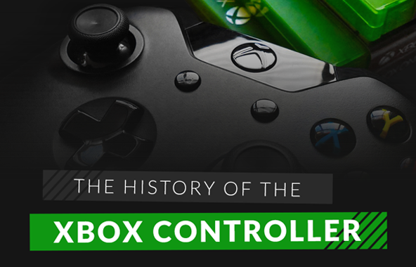 The History Of The Xbox Controller