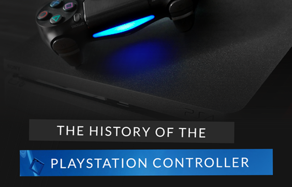 The History of the PlayStation Controller