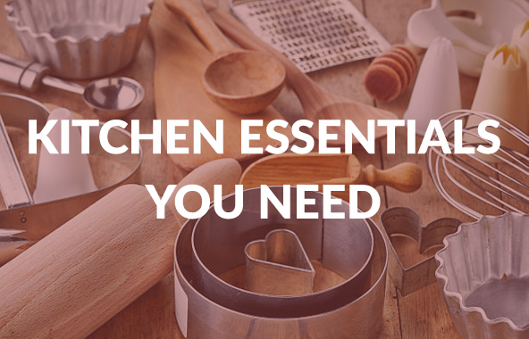 Kitchen Essentails You Need