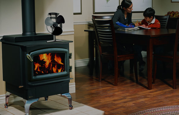 Stove Fans And Why They Are Great For Your Home