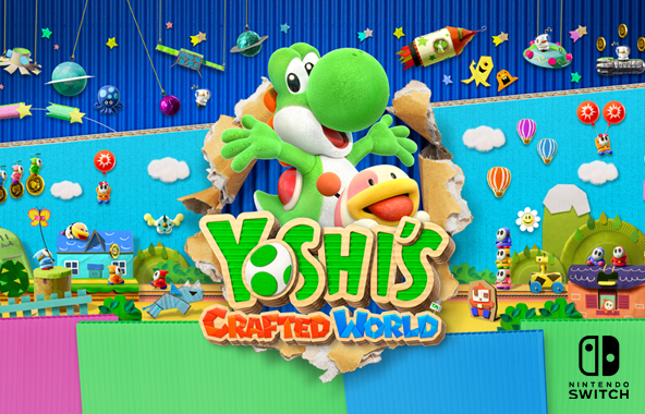 Everything We Know About Yoshi's Crafted World So Far