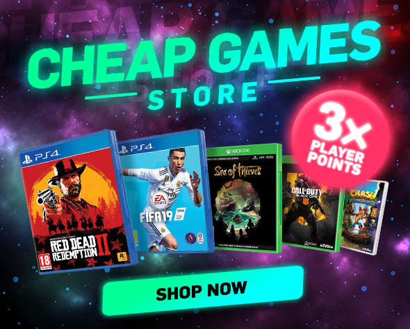 CHEAP GAMES