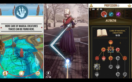 Wizards Unite Preview