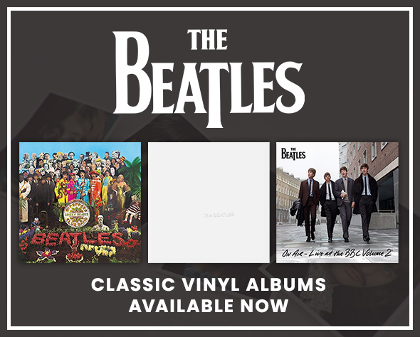 The Beatles Vinyl Collection