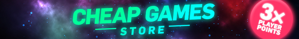 Cheap Games Store