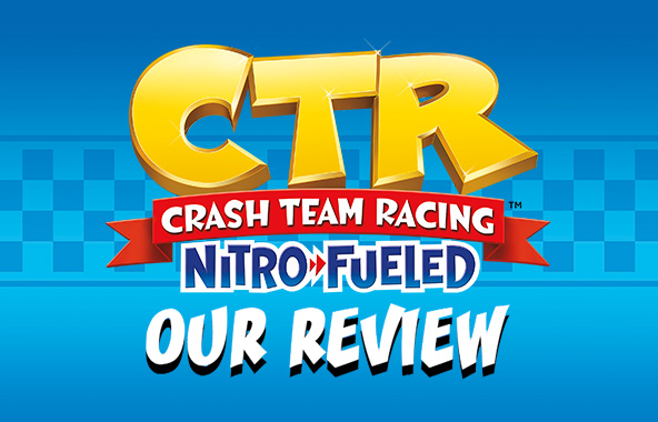 Crash Team Racing Nitro Fueled Review