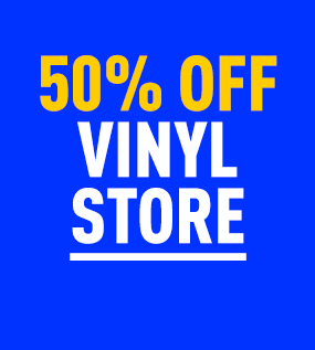 Discover NEW artists and rare vinyl.
