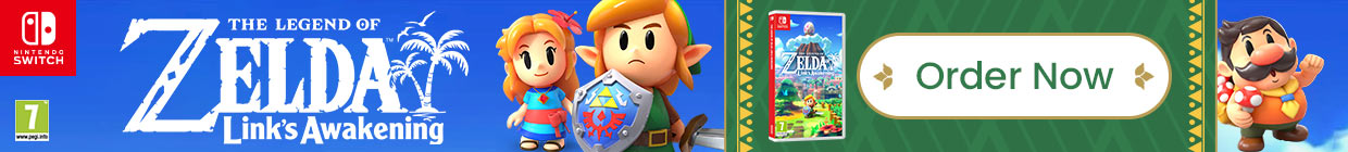 THE LEGEND OF ZELDA LINKS AWAKENING