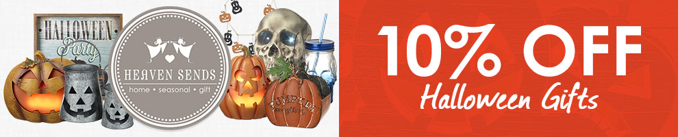 Heaven Sends | Get 10% Off Halloween Gifts