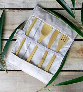 Our sustainable bamboo range