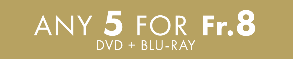 5 for Fr.8 | DVD + Blu-ray