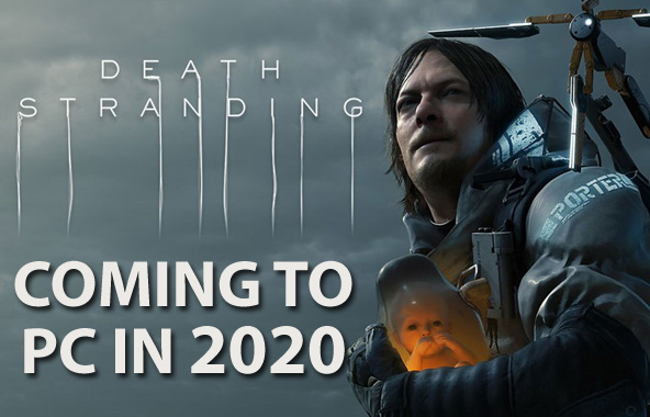 Death Stranding Coming To PC in 2020