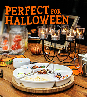 Planning a spooky party?