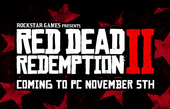 Red Dead Redemption 2 Is Coming To PC