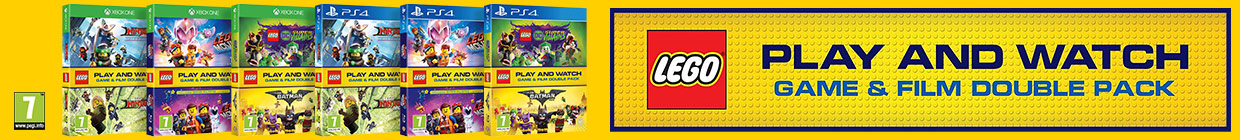LEGO DOUBLE PACKS