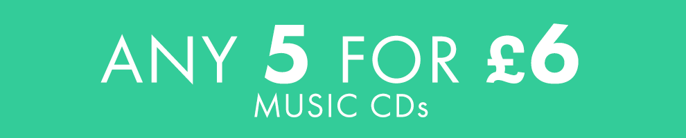 5 for £6 | Music CDs