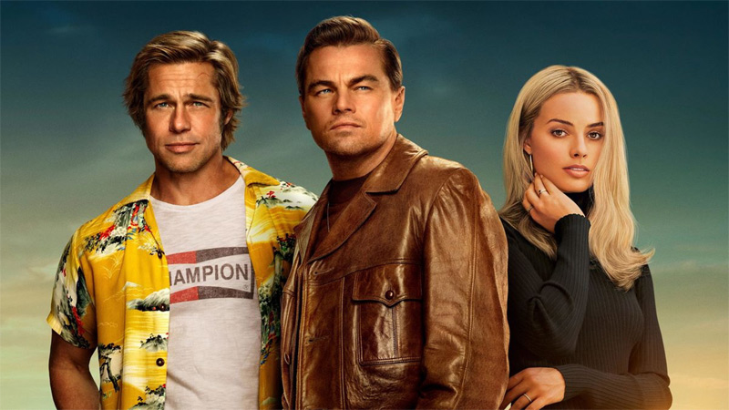 7. Once Upon a Time in Hollywood