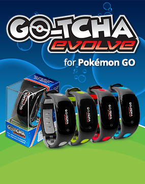 GO-TCHA Evolve for Pokemon Go