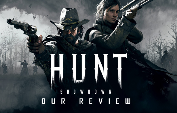 Hunt: Showdown Review. Our Review.