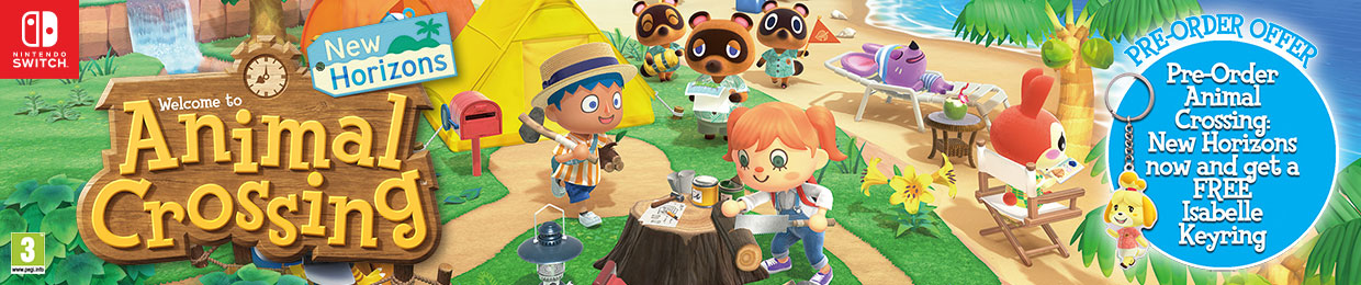 ANIMAL CROSSING NEW HORIZONS TALL