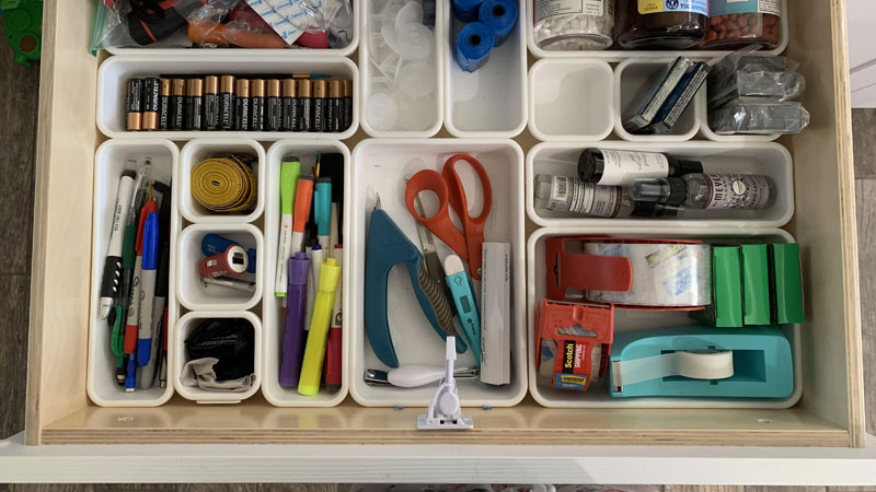 Your Junk Drawers.