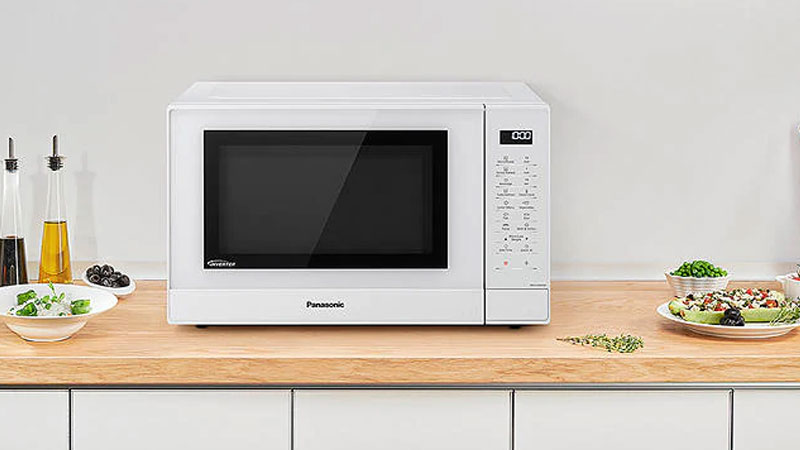 Your Microwave.