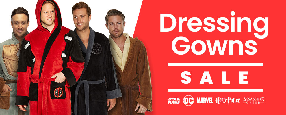 Dressing Gowns | Sale
