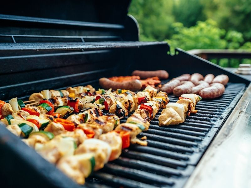 Find the right BBQ.