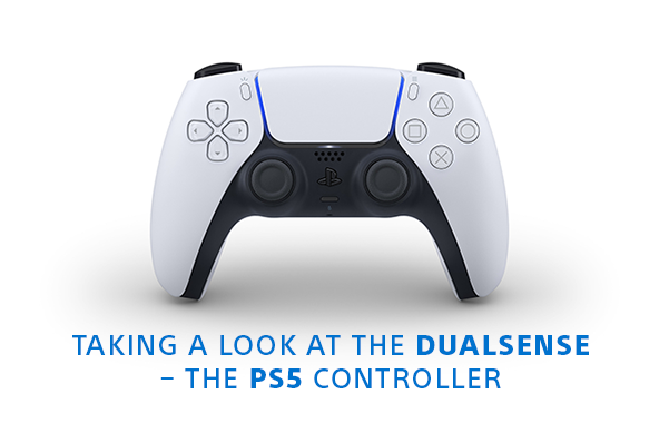 Taking A Look At The Dualsense - The PS5 Controller
