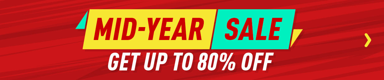 MID-YEAR SALE