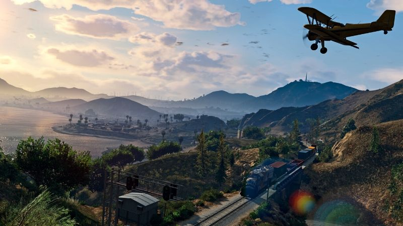 Grand Theft Auto 5 - 