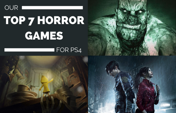 Our 7 Favourite Playstation 4 Horror Games Of This Generation