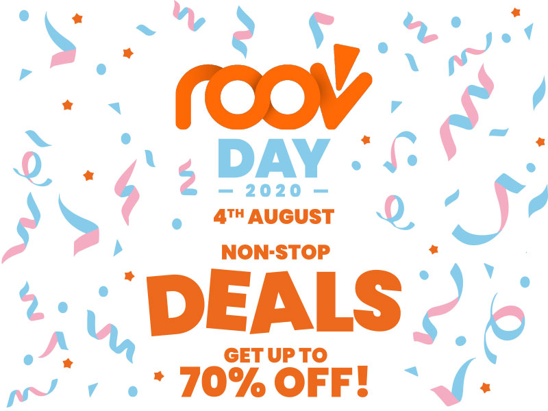 Roov Day Graphic 2020 - 4th August