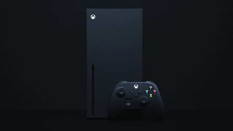 Xbox Series X Console with Controller