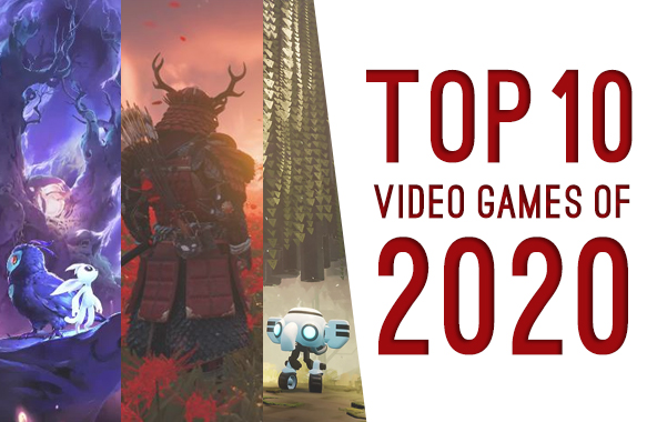 Top 10 Video Games of 2020