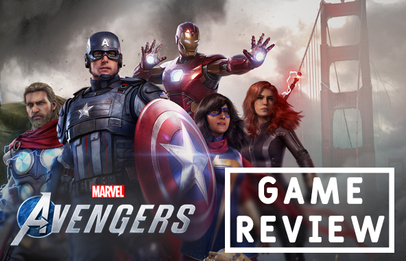 Our Review Of The New Marvel's Avengers Game