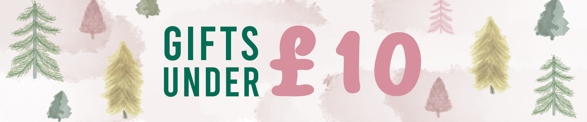Gifts for under £10