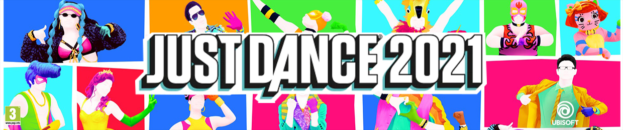 Just Dance 2021 Banner