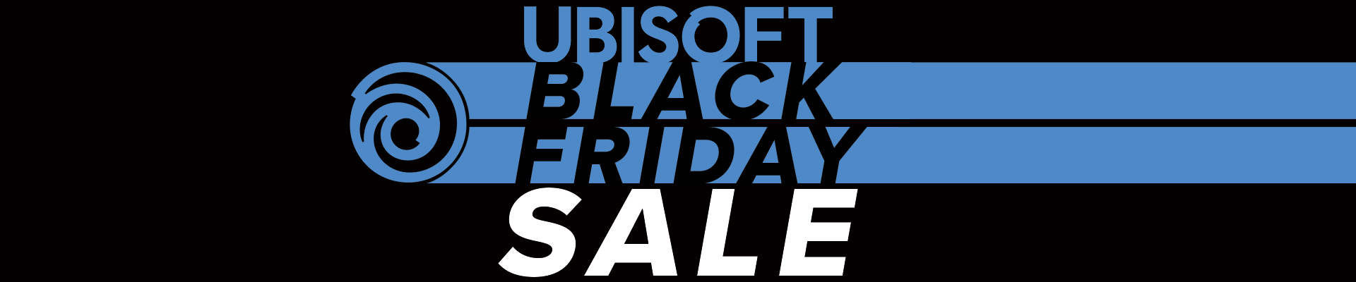 Ubisoft Black Friday Banner