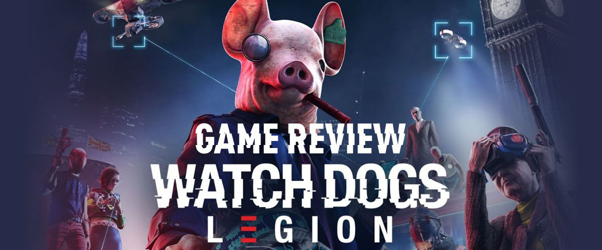 Watch Dogs Legion - Blog Banner