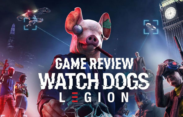 Our Review of Watch Dogs Legion