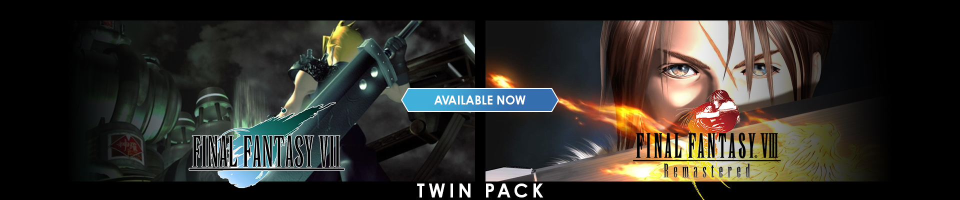 Final Fantasy Twin Pack Takeover