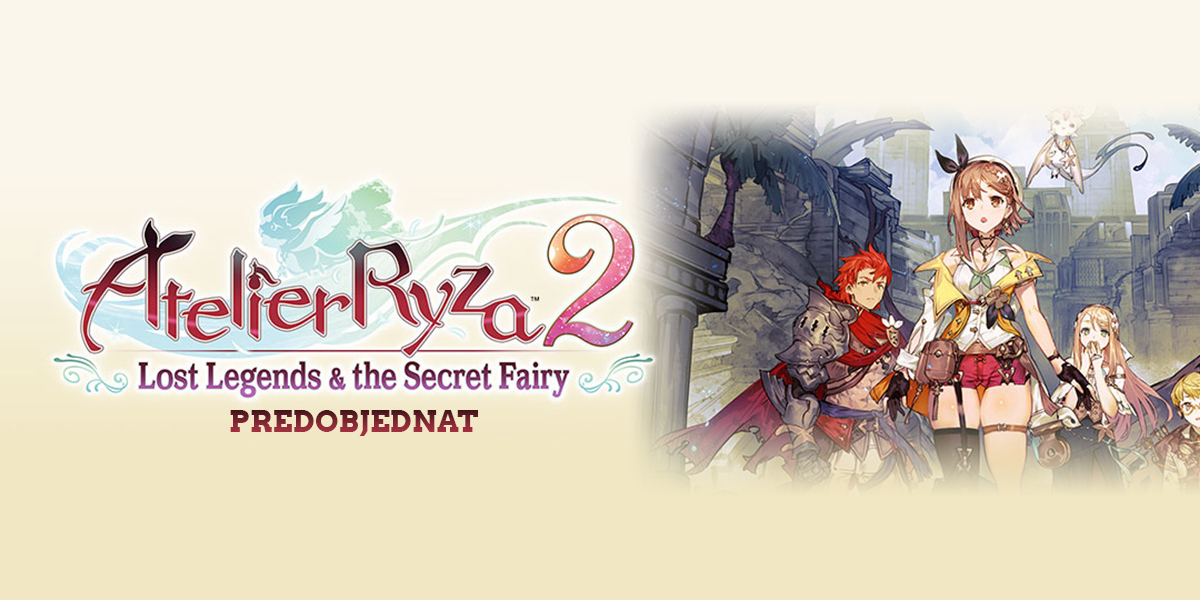 Atelier Ryza 2 Takeover