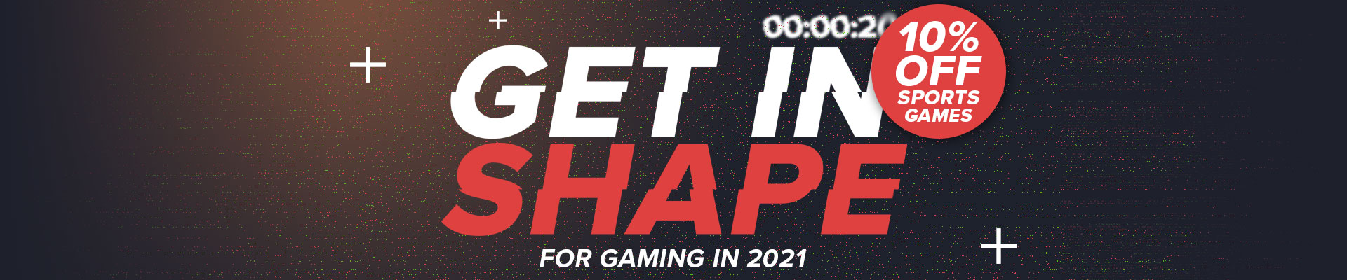 Get in Shape Sports Games